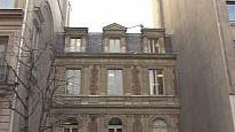 Iliad acquiert un hôtel particulier dans le XVIème arrondissement