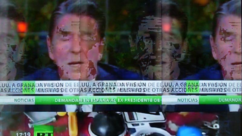 La chaîne Russia Today en langue espagnole perturbée