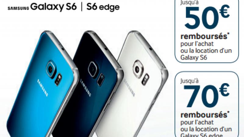 Free Mobile : ODR sur les Galaxy S6 et S6 Edge, même en location
