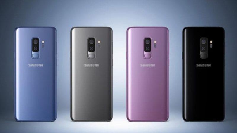 Free Mobile : grosses promos sur les Galaxy S9 et S9+