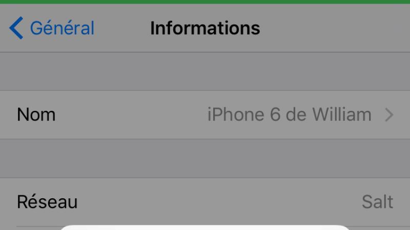 Ça chauffe entre iOS 9.1 et le WiFi-Calling de Salt : l'opérateur propose une solution.