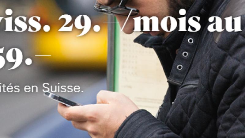 Salt lance Christmas Spécial : appels/SMS/MMS/Data illimités pour 26.7€/mois