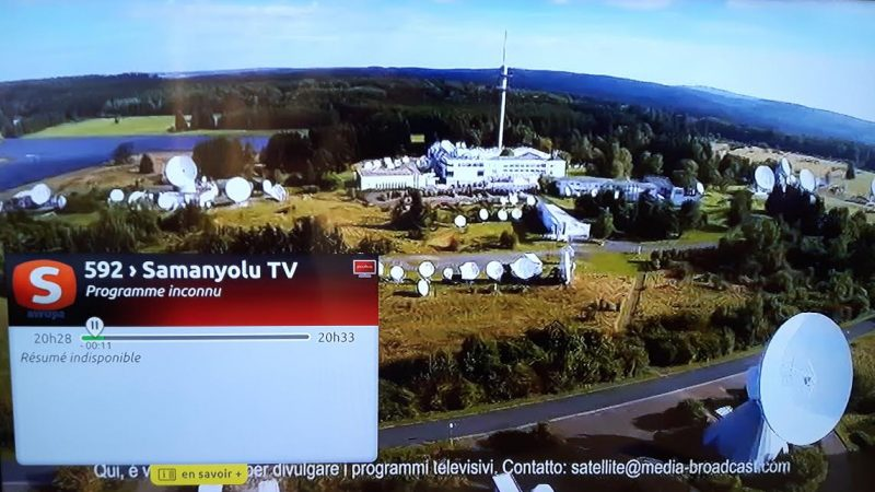 Freebox TV : c'est la fin pour Samanyolu TV