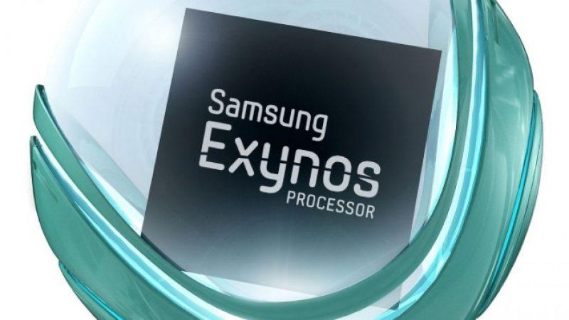 Galaxy S10 : le terminal embarquerait un processeur Exynos 9820 gravé en 7 nm EUV