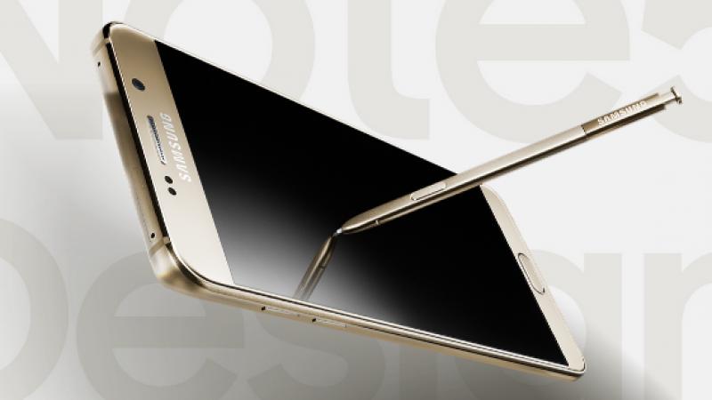 Le nouveau Samsung Galaxy Note 5 ne sera pas disponible en Europe