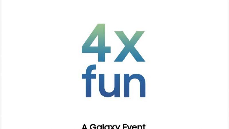 Samsung : des précisions sur les caractéristiques techniques du prochain terminal de la gamme Galaxy embarquant quatre modules caméra