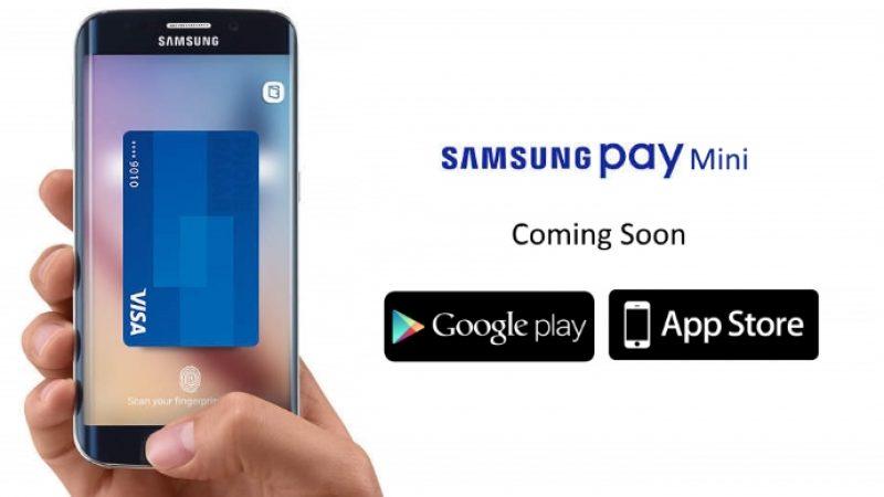Samsung lance son paiement en ligne sur mobile