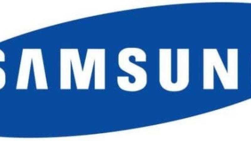 Une grande tablette à écran pliable pour Samsung ?