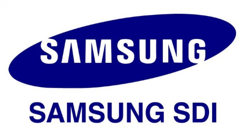 Une nouvelle génération de batterie est dans les cartons de Samsung