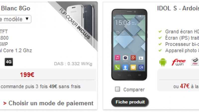[MàJ] Boutique Free Mobile : deux baisses de prix et des offres de remboursement