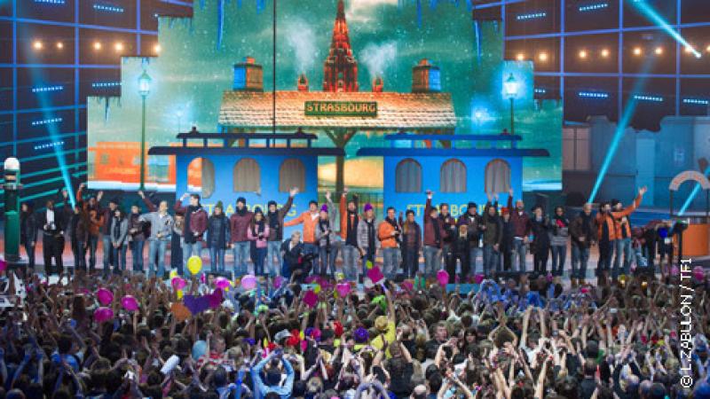 Le concert des Enfoirés le 14 mars sur TF1