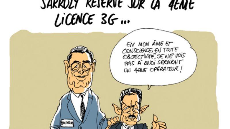 Licence 3G : Un président sous influence ?