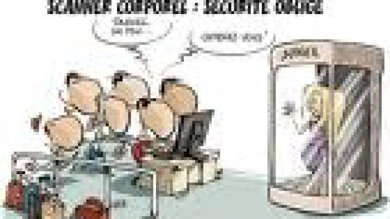 Loppsi : La Cnil emet des réserves sur la vidéo surveillance et les scanners corporels