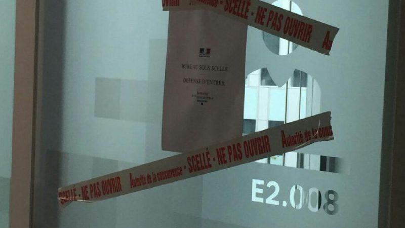 [MàJ] L'Autorité de la Concurrence met sous scellés des bureaux du siège de SFR et de Numéricable