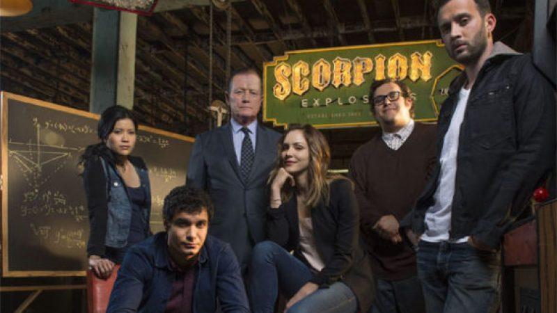 La saison 4 de Scorpion débarque ce soir sur M6, la Terre va trembler