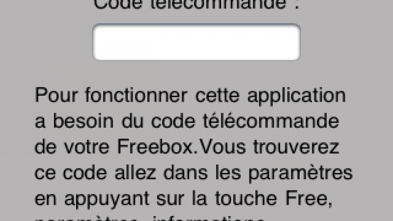 FreeTéléc : une nouvelle application iPhone gratuite