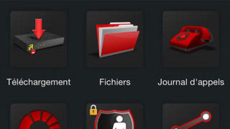 Freebox Compagnon pour iPhone et iPad passe à l'iOS7