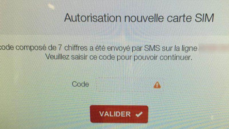 Borne automatique Free : du nouveau lors de l'échange de carte SIM