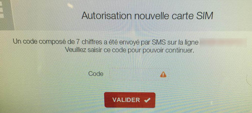 Borne Automatique Free Du Nouveau Lors De L Echange De Carte Sim