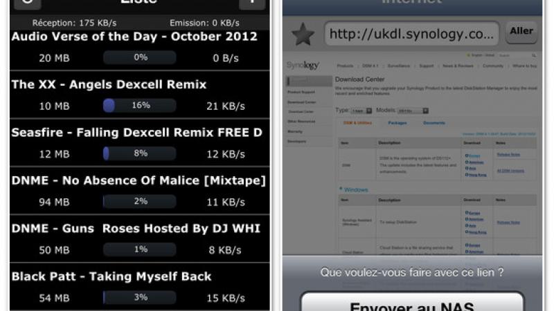 Seedbox Mobile supporte iOS6 et l'iPhone 5