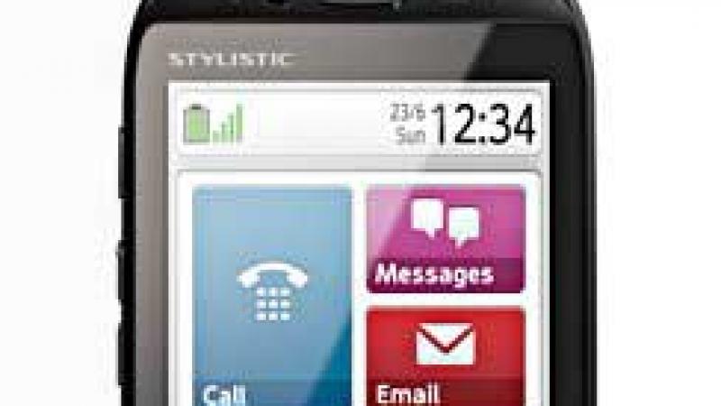 Un mobile pour sénior Made In Fujitsu & Orange