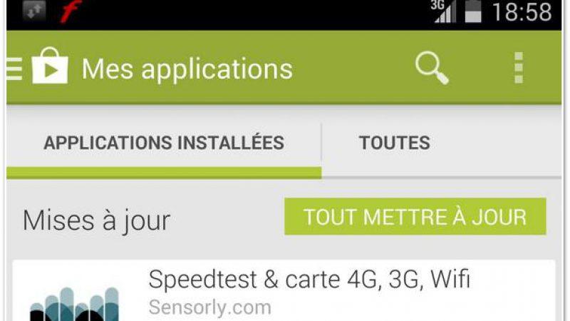 Sensorly pour Android a été mis à jour en version 3.4