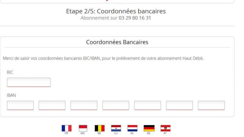 Vous pouvez désormais vous abonner à la Freebox avec un compte allemand, belge, ou autre