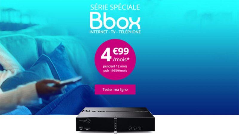 Bouygues Télécom répond à la Vente privée Freebox, mais ne s'aligne pas sur le prix cette fois-ci