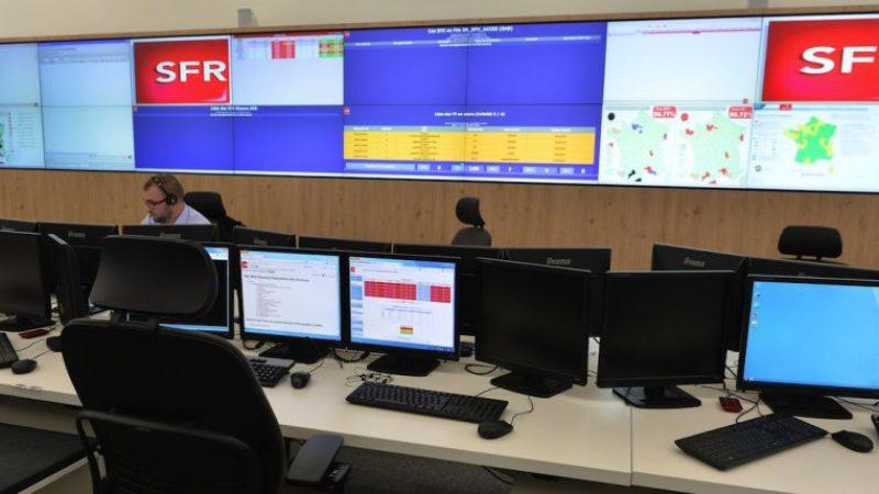 François Hollande ne veut aucun changement pour le centre d'appels de SFR près de Tulle