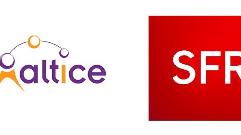 Malgré le rejet de l'OPE, Altice acquiert de nouvelles actions de SFR Group et contrôle maintenant 82.94 % du capital