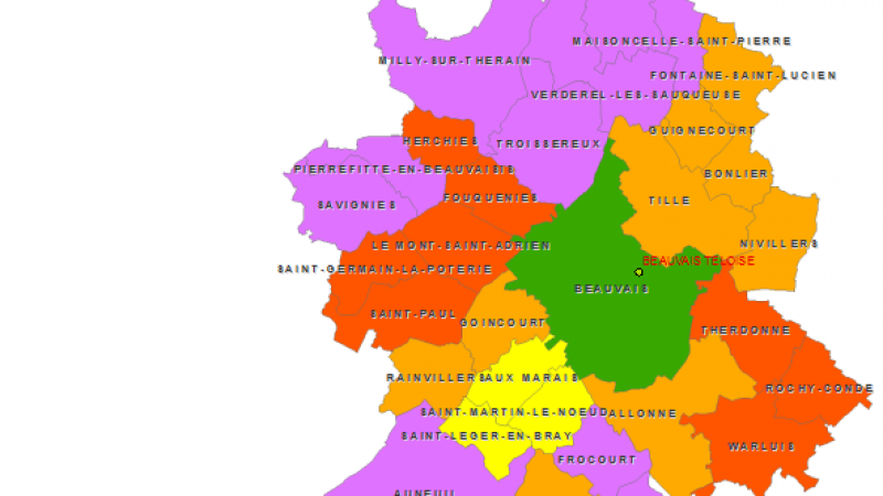 SFR et la Communauté d'Agglomération du Beauvaisis annoncent le déploiement de la Fibre Optique