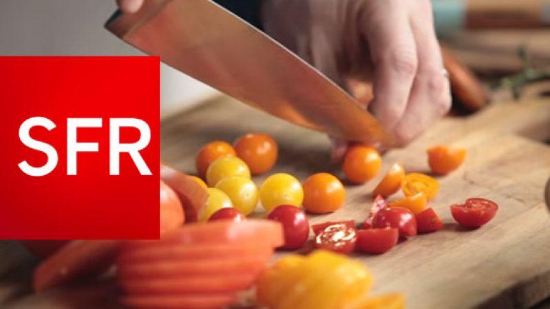 SFR a lancé sa propre chaîne de cuisine : découvrez-la en vidéo