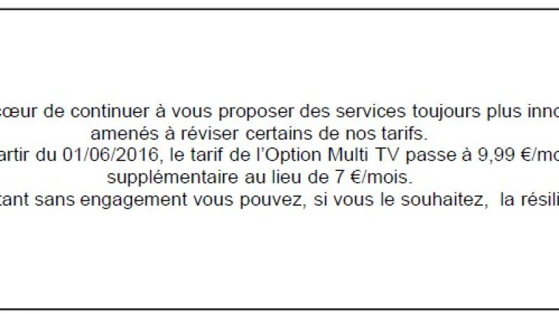 SFR annonce encore une nouvelle hausse de tarif, mais assure que c'est pour le bien des abonnés