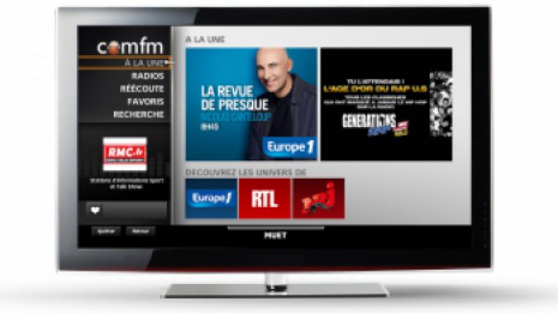 SFR propose « Radios à la Demande » dans ses offres ADSL et Fibre