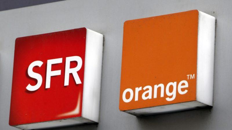 Orange et SFR trouvent un accord sur le déploiement de la fibre en zones moyennement denses