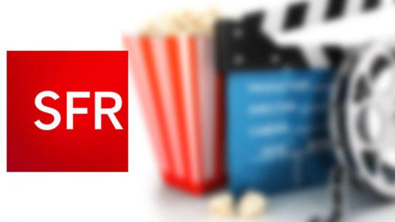 SFR veut à présent marquer de son empreinte le cinéma et les séries
