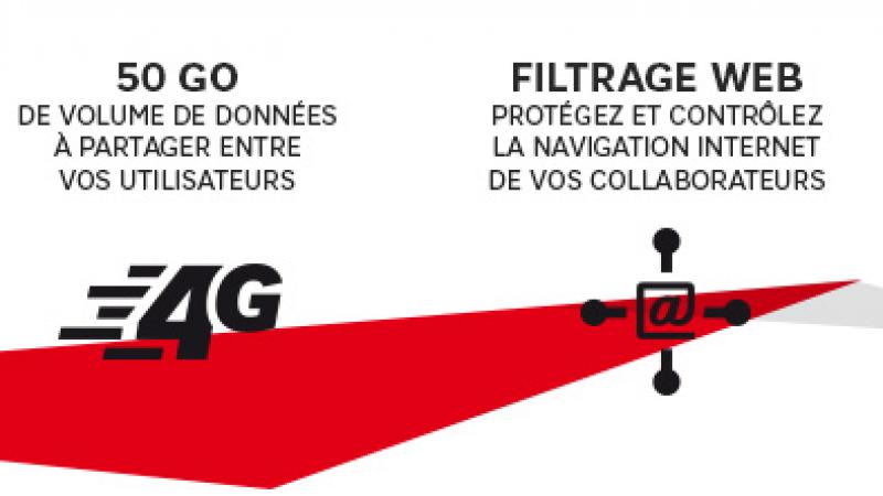 SFR lance 4G Connect, un accès Internet via un routeur 4G pour les entreprises