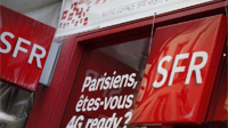Concurrence déloyale sur la 4G : SFR condamné à verser 1€ à Orange