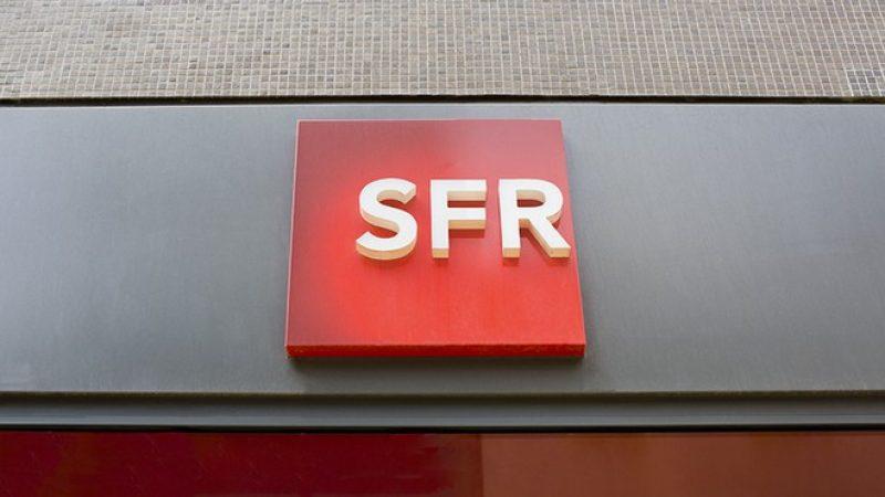 Forfait mobile avec data illimitée chez SFR : le genre de SMS qui fâche…