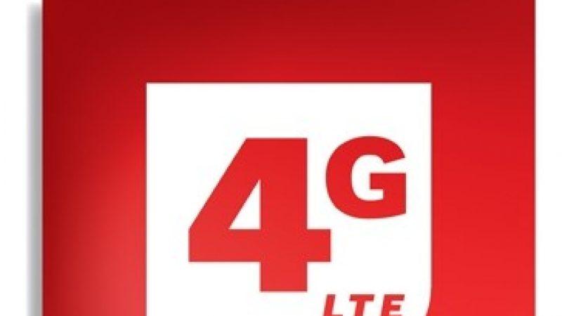 SFR annonce le lancement commercial de la 4G