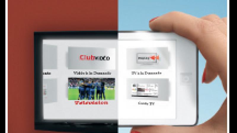 SFR envisage de céder la gestion de son service VOD et ses bouquets de télévision