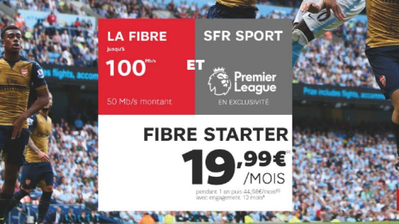 SFR va lancer demain des offres couplées avec beIN Sports et SFR sport