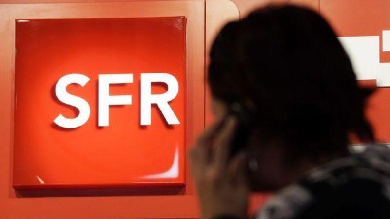 SFR a gagné 109 000 abonnés mobiles et 35 000 abonnés haut débit au 4ème trimestre