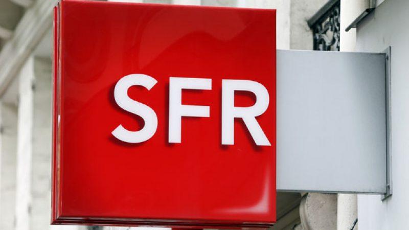 SFR annonce couvrir 96% de la population en 4G