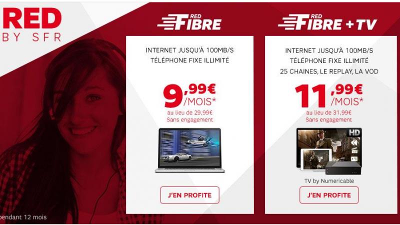 SFR lance encore de nouvelles ventes privées, sur les forfaits mobiles et sur les box
