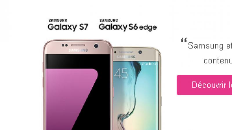 SFR va lancer ce mardi une vente privée avec Samsung