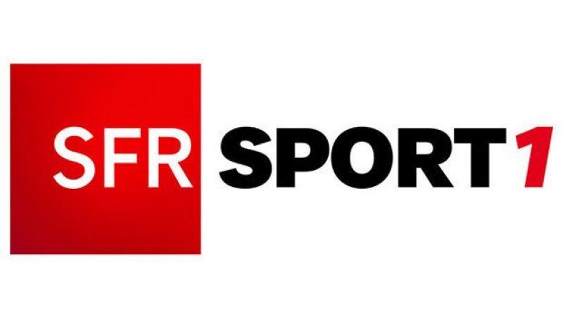 SFR annonce le lancement de sa chaîne premium SFR Sport 1 le 13 aout et détaille ses programmes