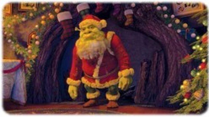 Shrek et Aladdin pour Noel sur TF1 [Video]