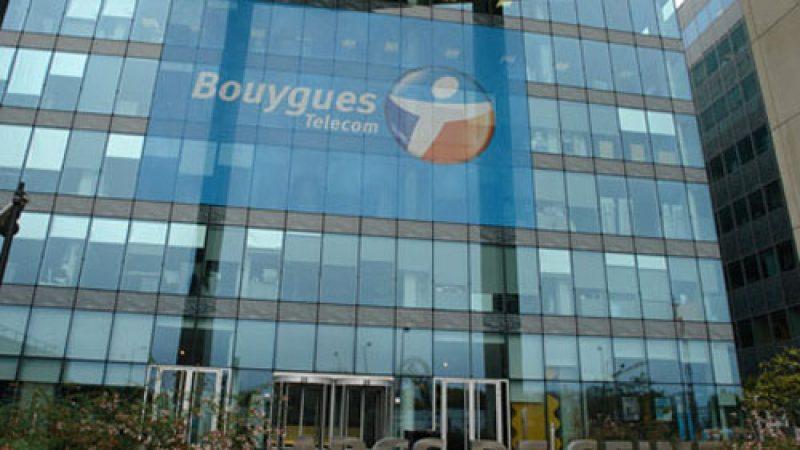 Bouygues annonce qu'il « dément catégoriquement » avoir repris des discussions avec Free, SFR et Orange en vue d'une consolidation