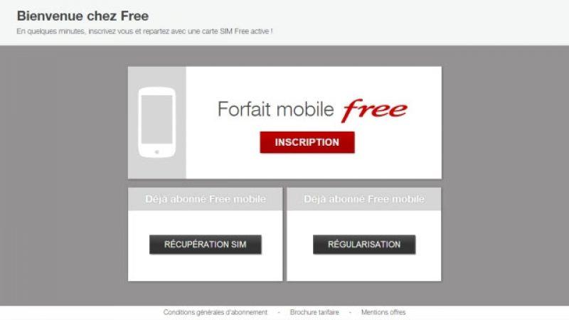 Les distributeurs de carte SIM Free sont disponibles dès aujourd'hui : découvrez en les détails